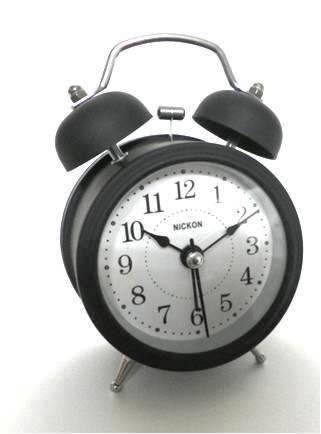Επιτραπέζιο Ρολόι Ξυπνητήρι 8025