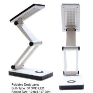 Λάμπα Γραφείου Αναδιπλούμενη 4830 30SMD LED