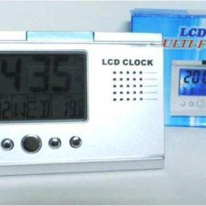 Ηλεκτρονικό Ρολόι Ξυπνητήρι 139