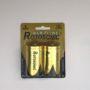 Μπαταρία Αλκαλική Rotosonic D, LR20 1.5V