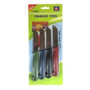Μαχαίρια Σετ 4 τεμάχια
