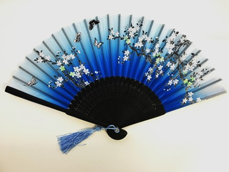 Βεντάλια Μπλε – Χονδρική πώληση
